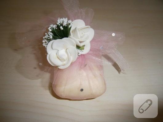 Süslü sabun yapımı