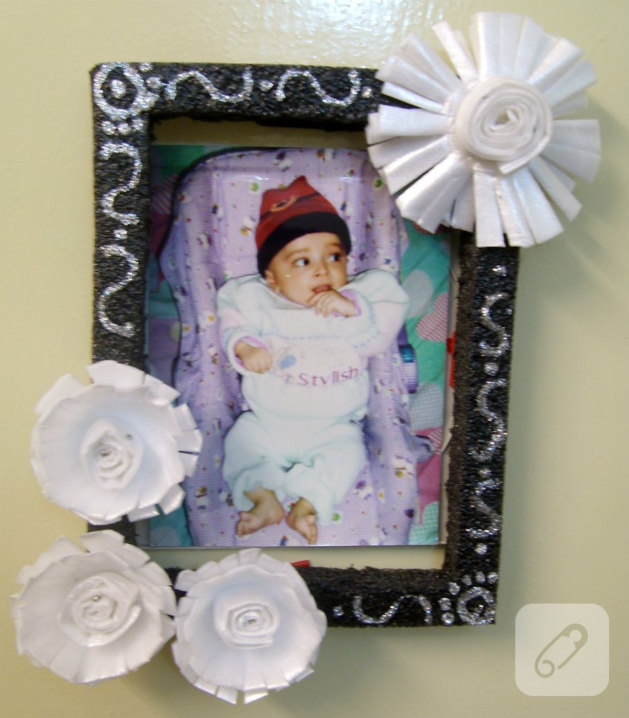 handmade photo frame making
