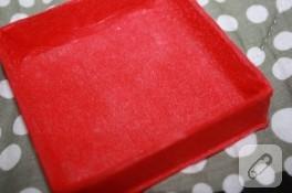 Kırmızı hediye kutum
