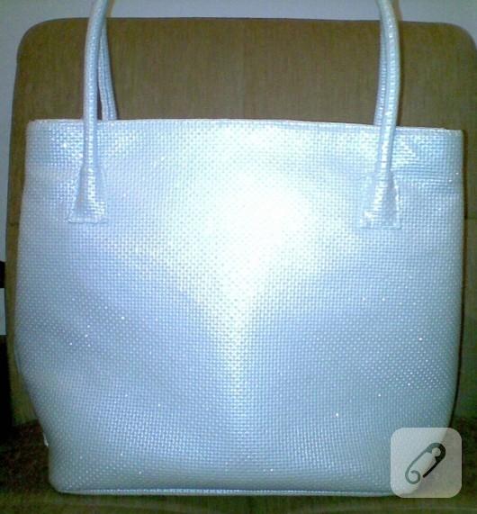 El yapımı deri çanta