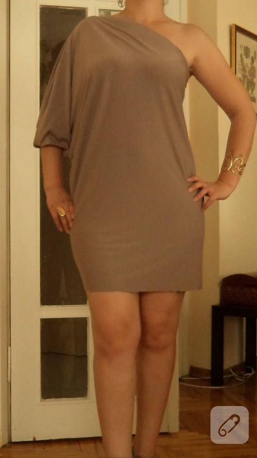 Kalıpsız elbise