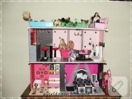 Barbie bebek evimiz – 2013 yılbaşı yarışması