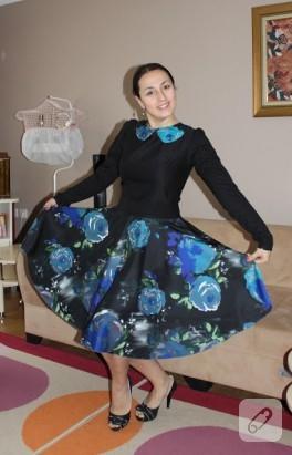 Çok amaçlı elbisem