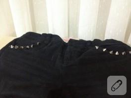 Pantolon yenileme projesi