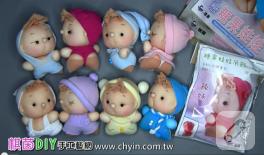 Çoraptan bebek yapımı
