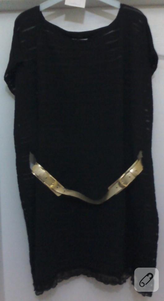 Örme kumaş bluz