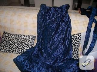Dantelli abiye elbise
