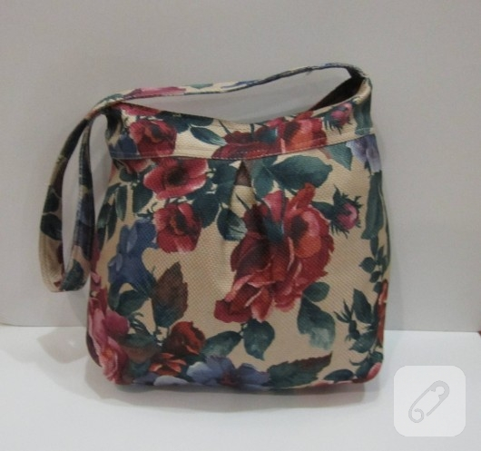 El yapımı hobo çanta