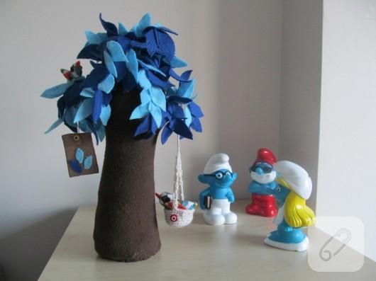 keçe ağaç