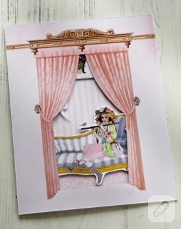 Sevgililer Günü'ne özel kartpostal