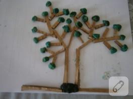 Koliden ağaç yapımı