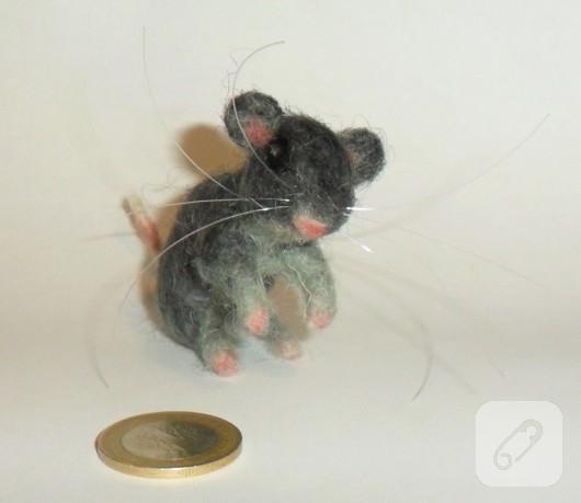 Keçe fare