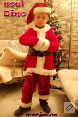 Noel Baba kostümü
