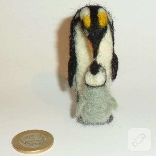Keçe penguen