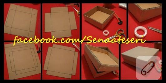 Kolay kutu yapımı