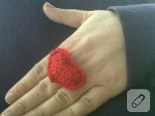 Sevgililer Günü yüzüğü