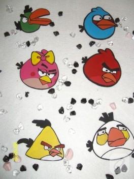 Çocuk faaliyetleri: Angry Birds