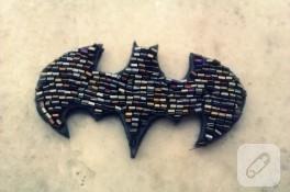 Batman kolye