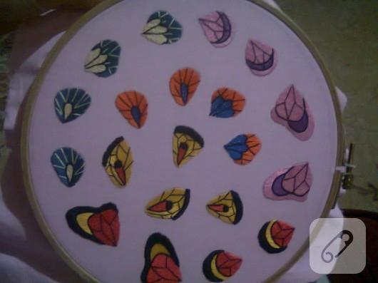 kelebek süsler
