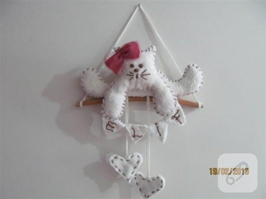 El yapımı kedi