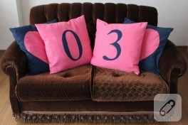 Numaralı yastıklar