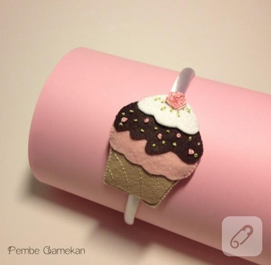 cupcake taç