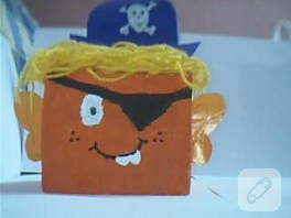 Kaptan karabacak (kutu oyuncak)