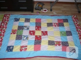 Patchwork yorgan
