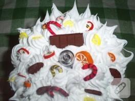 Şeker gibi şekerlik (polimer kil)