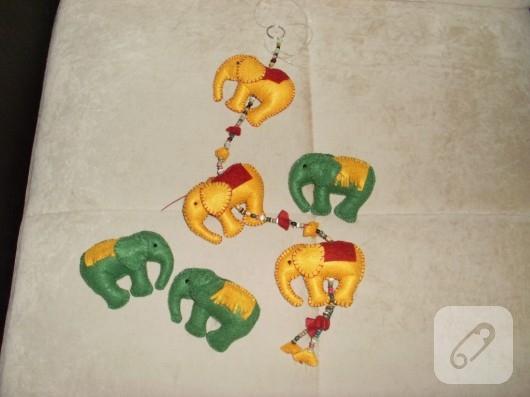 Keçe bereket filleri