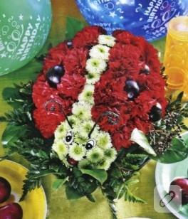 Sevgililer günü şans çiçeği
