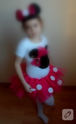 Minnie Mouse tütü
