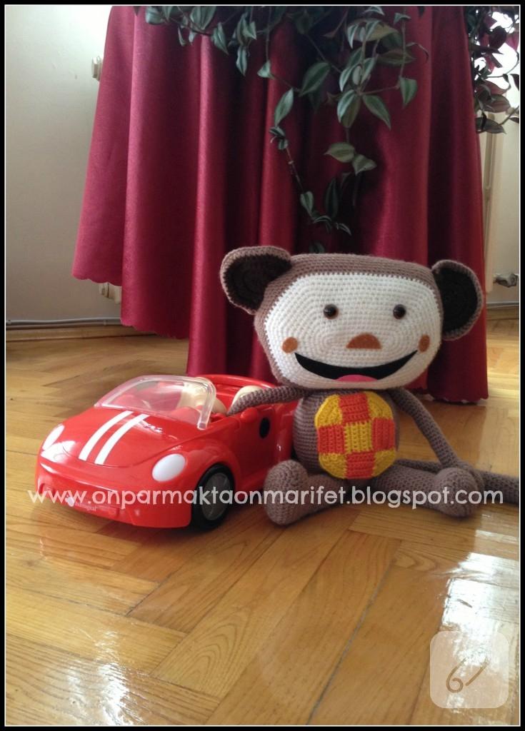 Amigurumi Baby Tv : Amigurumi oyuncaklar