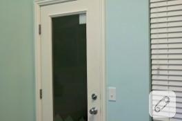 Diy; sade cam kapılar desenlensin