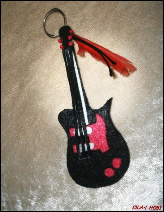 Keçe gitar
