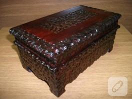 Osmanlı mücevher sandığı