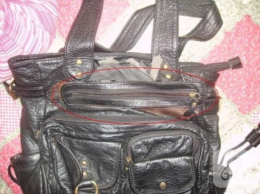 eski çantanın dönüşümü
