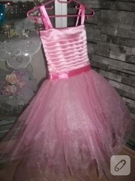 Doğum günü için tütü elbise