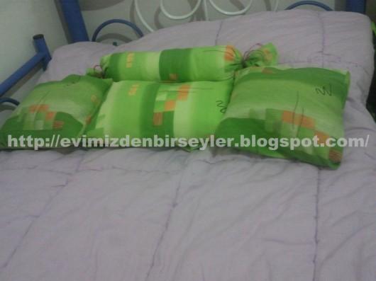 yastık takımı