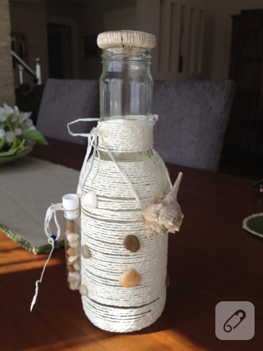 Dekoratif şişe