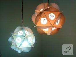 Bu lambalar bi' harika