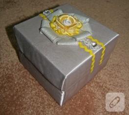 Kutu değerlendirme, süsleme