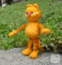 Garfield (Keçe iğneleme)