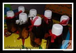 Montessori koku şişeleri (çocuk faaliyetleri)