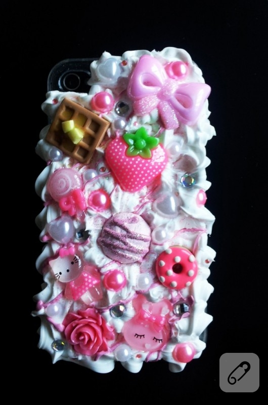 Decoden iphone 4S kapağı