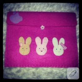 Tavşanlı iPad kılıfı