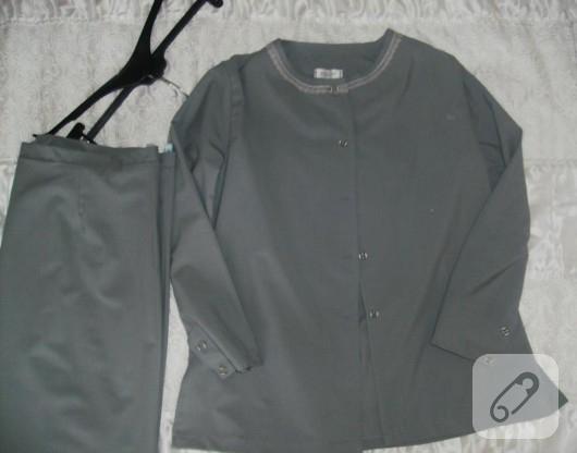 etek ceket takımı