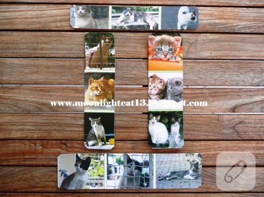 kedili kitap ayraçları