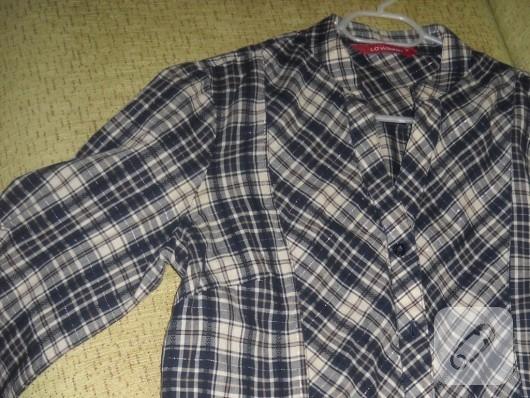 gömlek yenileme