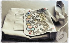 Messenger çanta